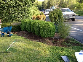 Epperson's Lawn Care and Landscape serves all of Joelton, TN After Landscaping 1