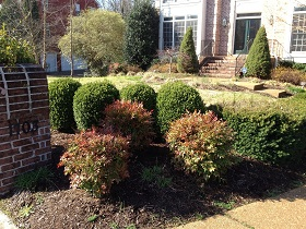Epperson's Lawn Care and Landscape serves all of Nashville, TN Landscape and Lawn Care 1