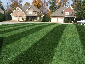Epperson's Lawn Care and Landscape serves all of Nashville, TN Lawn Care 1